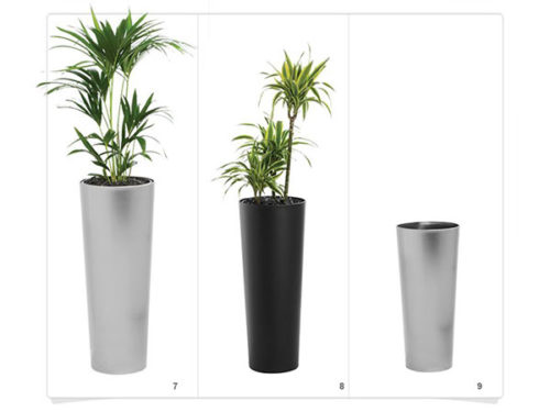 Conical-PLanters
