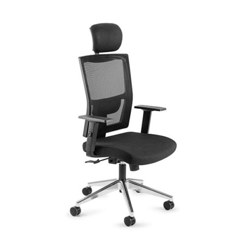 elite meshback office chair