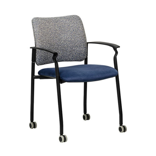 pinko castors chair